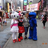 Vadis and friends in Times Square - Tips, please