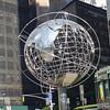 Globe at Columbus Circle - Central Park