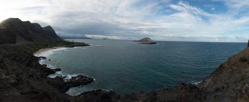 Waimanalo Beach Park Lookout