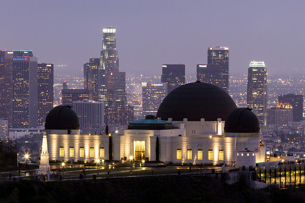 2013.1.7 Griffith Observatory