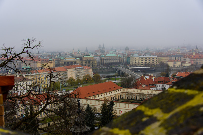During the thousand years of its existence, the city grew from a settlement stretching from Prague Castle in the north to the fort of in the south, becoming the multicultural capital of a modern European state, the Czech Republic, a member state of the European Union.