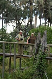 Cajuns in the Bush...