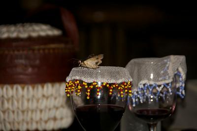 Gotta protect the wine...