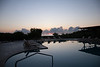 Sunset at Finch Bay --