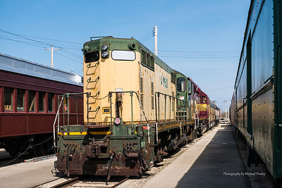 The Illinois Railway Museum
