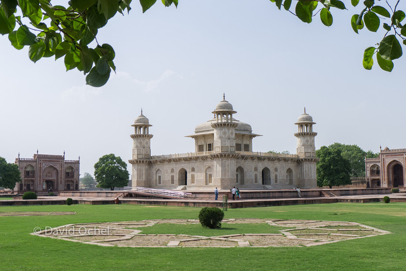 Itimad-ud-Daulah, a smaller tomb.