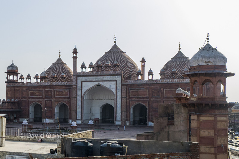 Jama Masjid in the Kinari Bazaar.