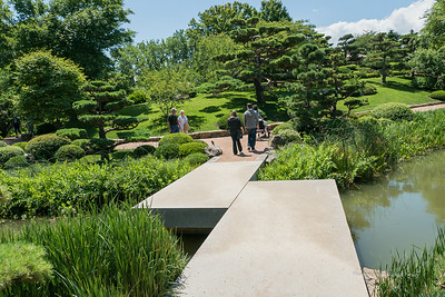 The Chicago Botanical Garden