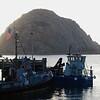 Morro Bay dock