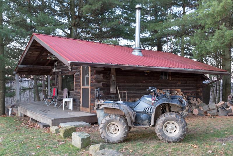 Adams Cabin