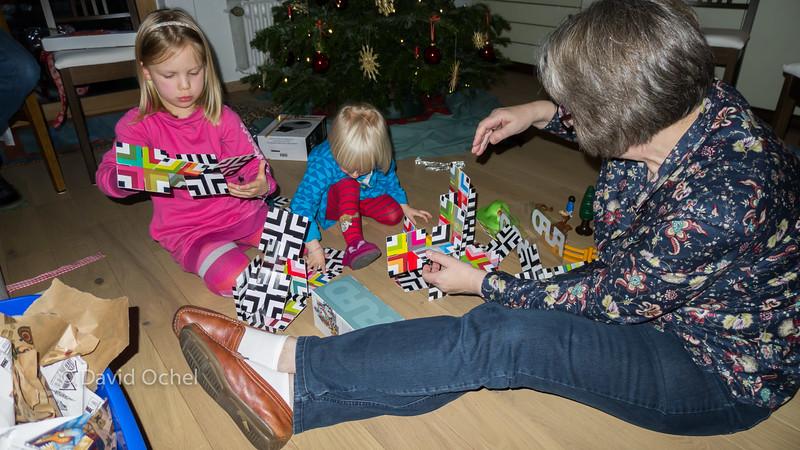 Play time with grandma!