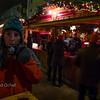 Gluehwein at the little local Weihnachtsmarkt in Altona.