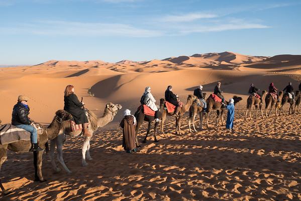2014-15 Morocco Gate1 Group