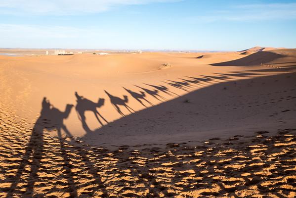 2014-15 Morocco Kasbah Photos