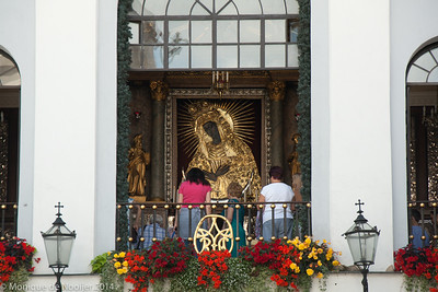 Chapel of the Blessed Mary in the Gates of Dawn.