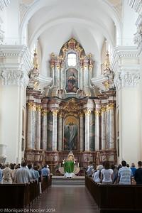St. Casimir's Church.