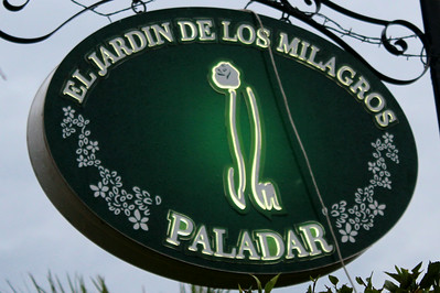 20140803 - Our first Paladar of our Cuban experience...
