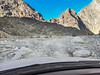 Driving the wash in Marble Canyon