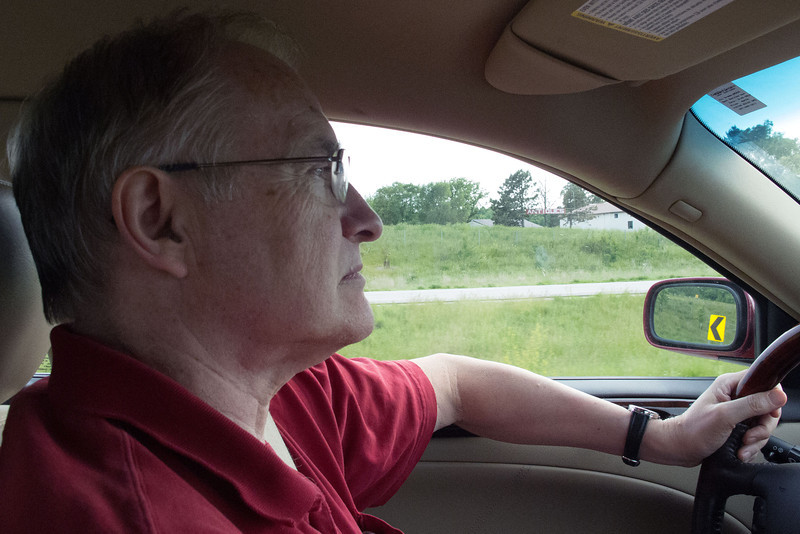 Driving to Minneapolis to pick up Lauren (granddaughter) and then fly to Albuquerque