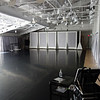Bates: The dance studio