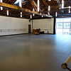 Bowdoin: The dance studio