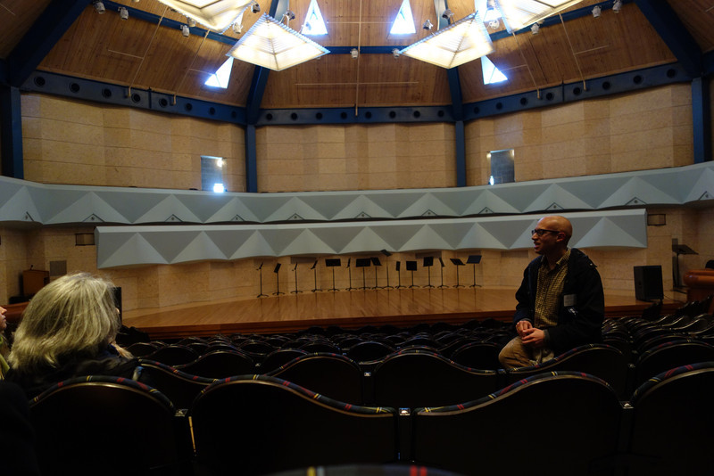 Middlebury: The theater