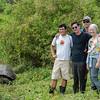 Stalked by tortoises