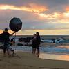 photo session at Keawakapu Beach