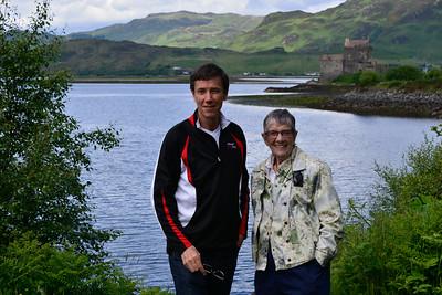 Highlights of Ireland/Scotland