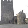 Tyrrellspass Castle - had lunch inside