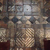 Christ Church Cathedral medieval period floor tiles