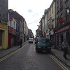 Downtown Galway not a one way street