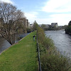 River Corrib and canal in Galway