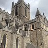 Christ Church Cathedral in Dublin begun 1030AD