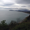 View from Dalkey south of Dublin
