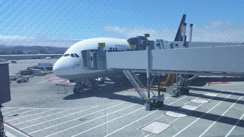 our Airbus 380