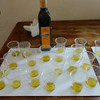 We did an olive oil (and honey) tasting in the monastery.