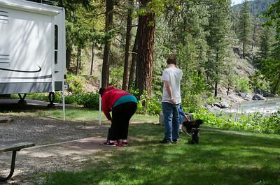2014 Leavenworth Camping