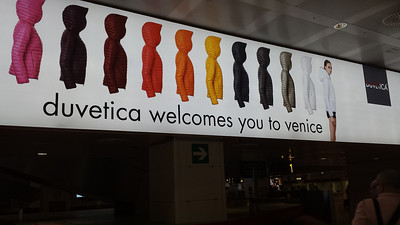 Welcome to Italy... we are here!