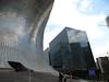 Soumaya Museum, private, dedicated to the memory of Carlos Slim's wife.