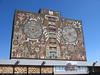 Mosaic façade by Juan O'Gorman, university library