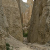 Views in Clay Cliffs of Omarama