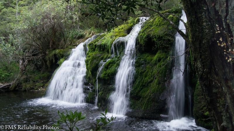 Secret Milford Rd Waterfall
