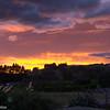 Storm brewing, Manapouri Sunrise