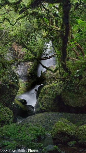 Pouriwai Falls