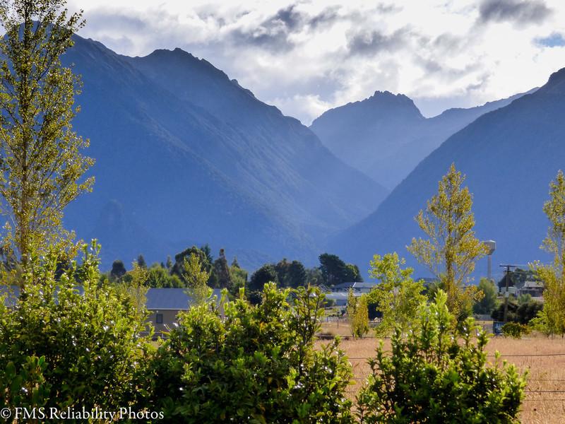 Views around Kepler Mountain View cottage
