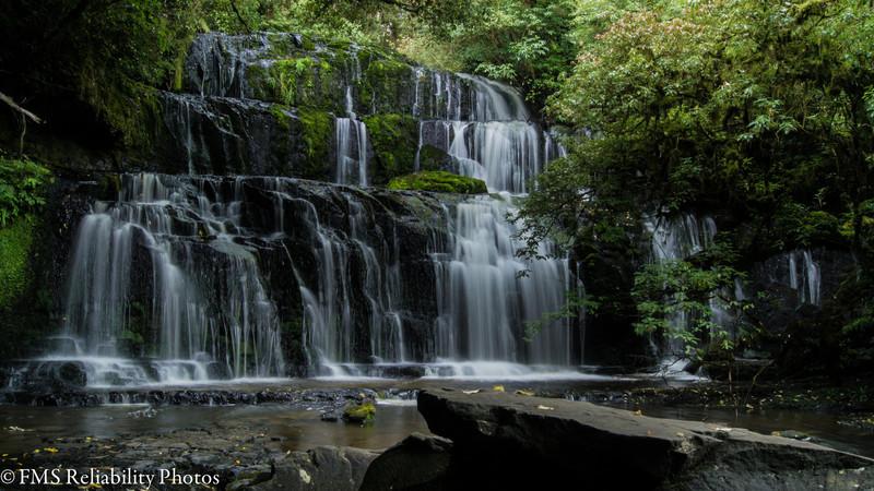 Purakanunui Falls