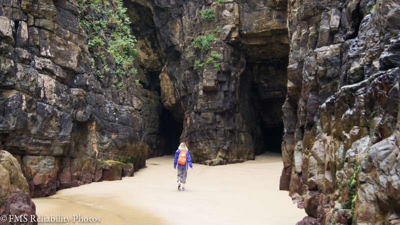 Cathedral Caves