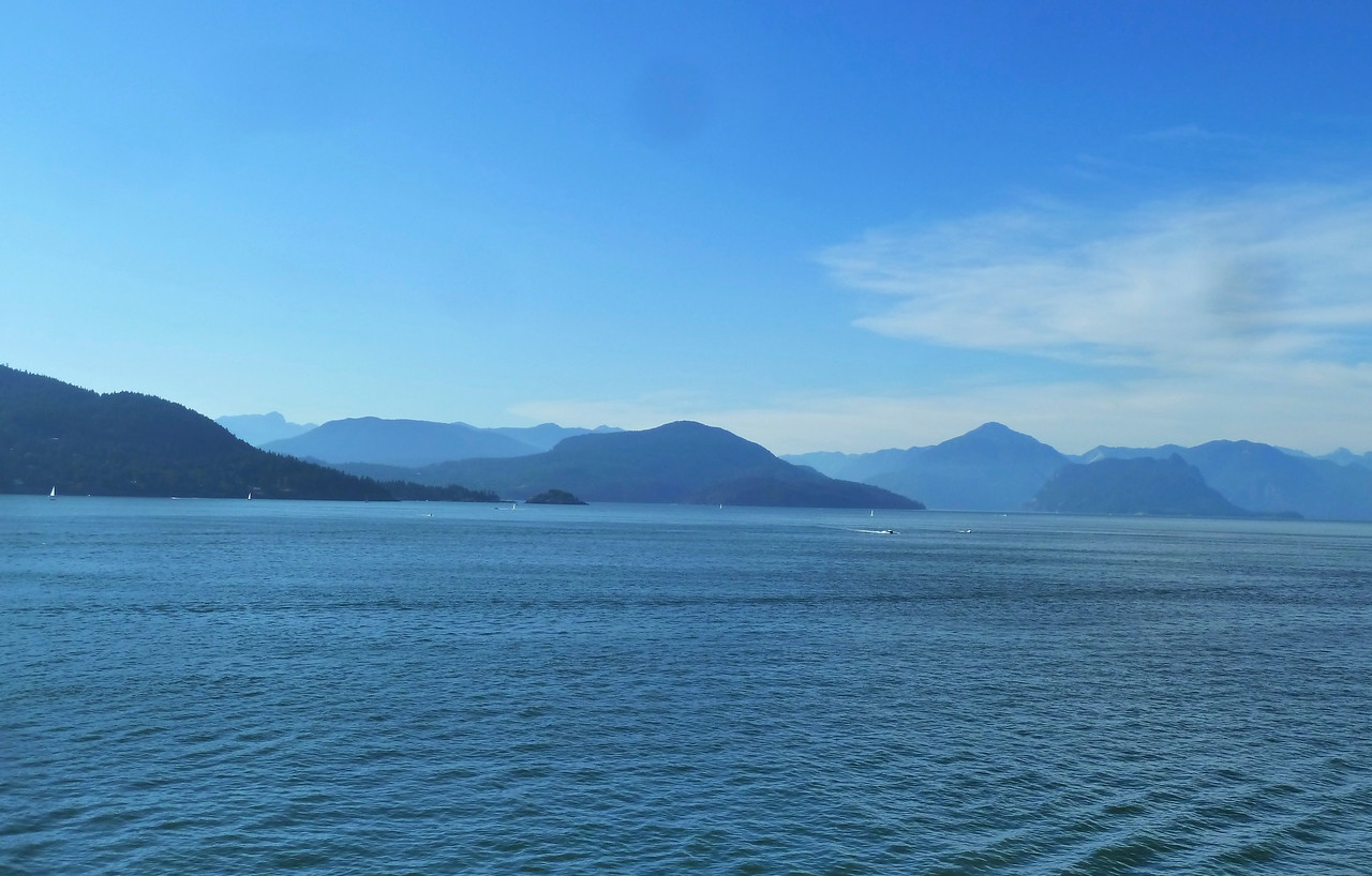 Beautiful and amazing Howe Sound.