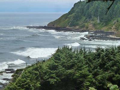 The fabulous Oregon coast!!